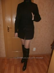 Модное пальто, размер М
