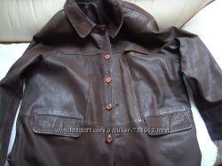 Чоловіча шкіряна куртка 6ee7bcce4ed6c