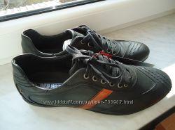 Брендові шкіряні спортивні туфли Red Hot Португалія