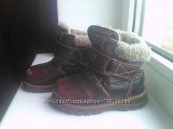 Зимние ботинки МХМ 23 роз. 14см.