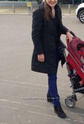 Пальто плащ Zara демисезонное