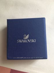 Swarovski запонки