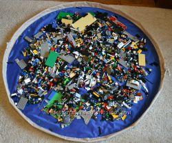 Мешок - коврик для конструктора Lego