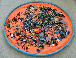 Мешок-коврик для конструктора Lego