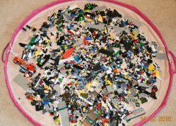 Мешок-коврик для конструктора Lego 150 см