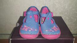 Джинсовые  туфельки Befado тапочки мокасины