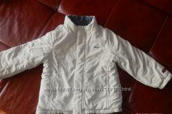 Теплая двухсторонняя курточка Mexx унисекс 2-3 года