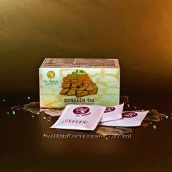 Чай Гонсин Gonseen Tea Dr. Nona Израиль способствует снижению веса