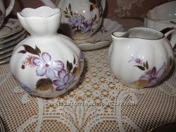 Сервиз чайный Ленинградский фарфор 6 персон