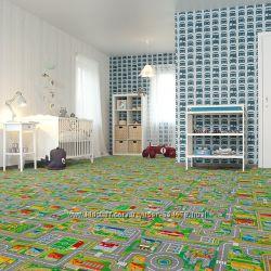 Детский ковролин Play City Плей Сити