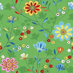 Белорусский Детский ковролин цветы