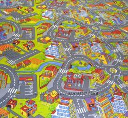Детский ковролин Smart City  Смарт Сити