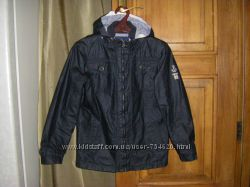 Легенькая весенняя куртка  Outburst , синяя-морячка на рост 146-152