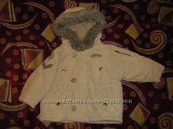 Новый комбинезон, куртки,  пальтишко на малыша р. 74-86-92 см
