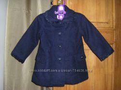 Ветровка, прелестные пальтишки, яркая салатовая куртка на малышку 1-3 года.