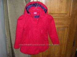 Яркая курточка  осень-весна 116 см  98-110 см