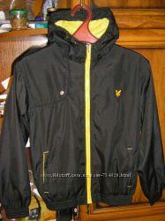 Яркие новые куртки - ветровки Yigga,  146-152