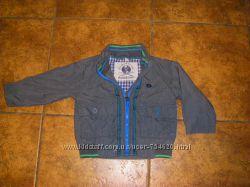 Ветровочки Англия, пальто  в отличном состоянии 92-104 см