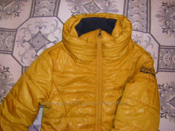 Прекрасные  новые куртки, шапка в подарок,  парка  девочке 134-158