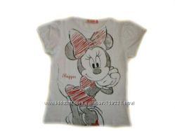 Футболка Mickey Mouse на 4, 5, 6 лет