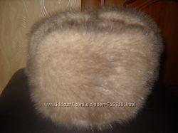шапка норковая недорого
