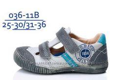 Туфли кожаные для мальчика 31-36
