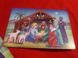 Листівка откритка Різдвяна