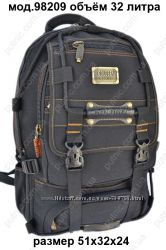 Рюкзак городской мод 98209 серии GOLD BE объём 32