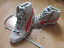 стильные удобные ботинки PUMA оригинал