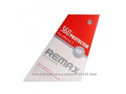 Защитная пленка Remax Ultimate Screen Guard Clear для iPhone 55s