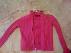 кофта розовая Ralph Lauren