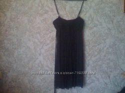 платье чёрное Benetton