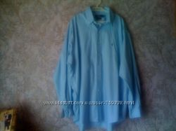 рубашка голубая Ralph Lauren