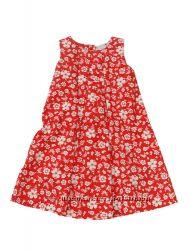 Летнее платье-сарафан для девочки. Германия