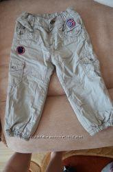 Утепленные термо штаны chicco