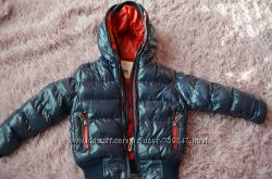 Дутая куртка в новом состоянии