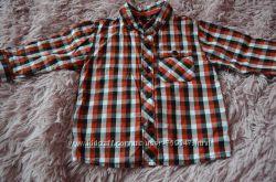 ab733e8ab20 Рубашка Next и боди-рубашка Carters