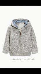 Продам стильную толстовку-кофту-курточку Next 4-5