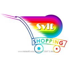 Svit Shopping - сервис покупок со всего мира