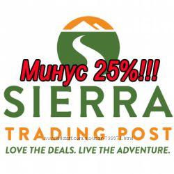 Sierratradingpost с дополнительной скидкой 25