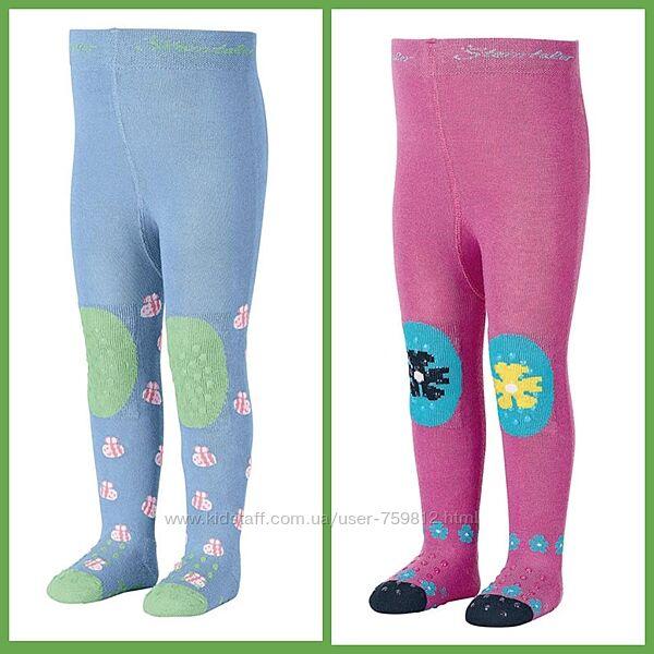 Sterntaler колготы для девочки с защитой на стопах и коленях. Рост 92