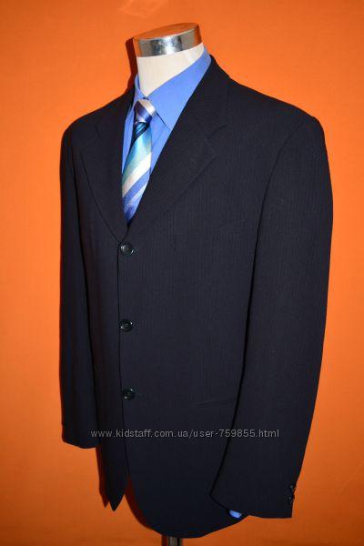 Мужской шикарный костюм-тройка Kenzo Оригинал на высокий рост
