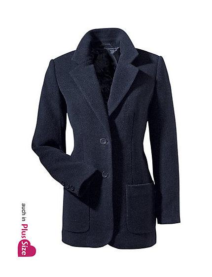 Новое черное пальто  lana virgin wool  Best Connections 2015 года 24 UK