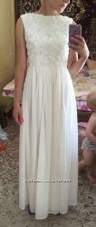 Коктельное платье 34 размер хс