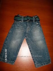 Недорого продам джинсы на мальчика 6-9мес