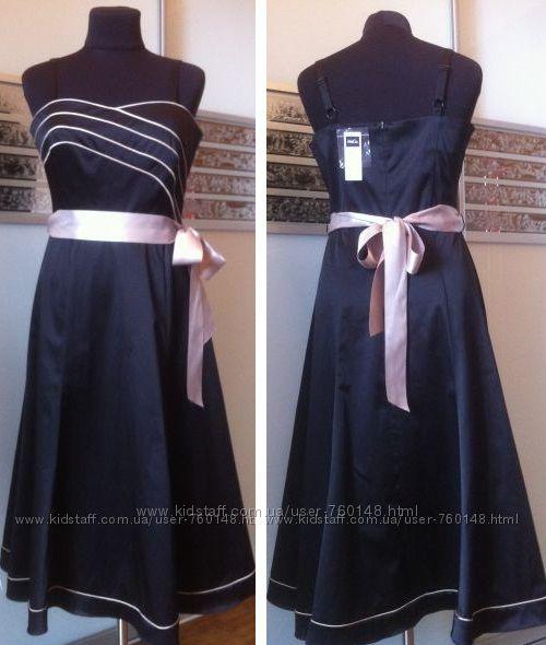 платье -сарафан  от M&Co 10-12 UK