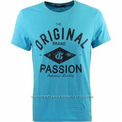 Шикарные футболки на мужчин. Бренд Glo-Story. L, XL