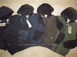 Клевые утепленные куртки на травке бренд Glo-Story р. 134 и 140, Венгрия