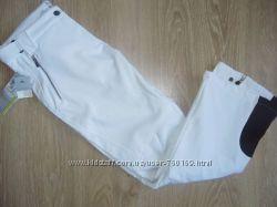 Лыжные женские белые термо брюки от Crane p. L 44-46 Германия
