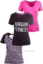 Классные женские  футболки для спорта  от Crivit p. L, М Германия